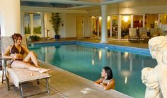 Enjoy a pamper session with your nearest and dearest and hold a hen spa day at Stoke by Nayland spa.