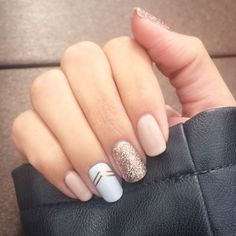 Latte and Party dress Jamberry TruShine Gel with Gatsby wrap accent.