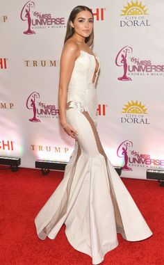 Olivia Culpo's dress steals the show at Miss Universe 2015!