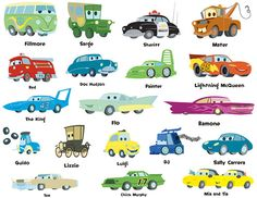 *** Digital Product ***  --- Personal and Small Business Use ---      Set of 19 Cars ClipArt. Excellent for making ...    Birthday cards