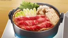miira no kaikata, how to raise a mummy, anime, manga, comico Aesthetic Food, Aesthetic Anime, Food N, Food And Drink, She And Her Cat, Anime Bento, Casa Anime, Real Food Recipes, Yummy Food