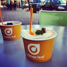 Orange Leaf Frozen Yogurt in Delray Beach, FL