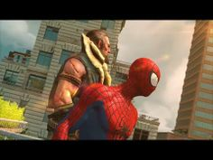 The Amazing Spider Man 2 Video Game Official Trailer HD!