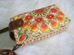 Decoupage Phone Bag