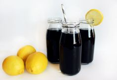 By Kat Gal You got used to the idea of drinking green juices and green smoothies… What do you think about drinking something that's BLACK and not coffee? There is actually something called activated charcoal that is super healthy and healing for you – and it can be made into a delicious lemonade! Why Should [...]