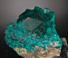 Dioptase from Nambia