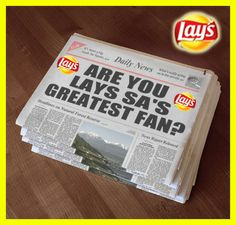 I really want to go around the World with Lays South Africa and I want to enjoy my #Lays for the first time in a plane!  @LaysChipsSA #Lays #MostActiveLaysFan