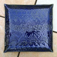 Beautiful Blues Statteam PIF Treasury by Sharon Wittke on Etsy