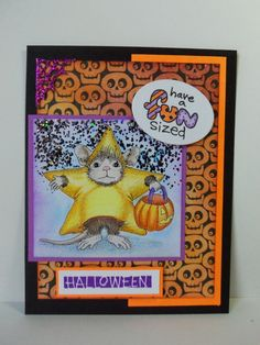 #cre8time for the Stampendous October Catalog Sneak Peek!! Check out new #House-Mouse Designs on the Stamp This! blog!