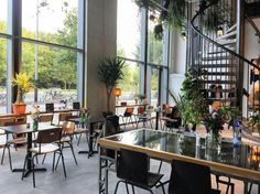 New Hotspot in Amsterdam: Benji's for coffee and delicious food! Wibautstraat 196