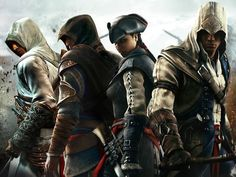 Which Assassin From Assassin's Creed Are You Like?