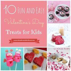 10 Fun & Easy Valentine's Day Treats for Kids   A to Zebra Celebrations