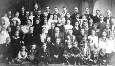 As the story goes: It's really hard to fathom, but a woman in Russia gave birth to 69 children in the 1700s. She holds the record for the largest number of children born to one mother. The Unnamed wife of Feodor Vassilyev gave birth to 16 pairs of twins, seven sets of triplets and four sets of quadruplets between 1725 and 1765. 67 of them survived infancy. ➡  The story is real; Valentina Vassilyeva was the mother of 69 children, but this image, which appeared in an article about polygamy…