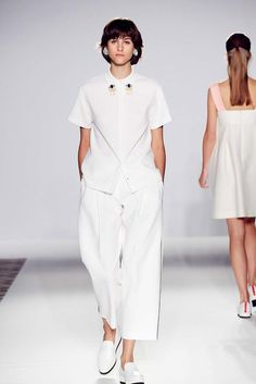 Mother of Pearl Spring 2015 Ready-to-Wear - Collection - Gallery - Look 1 - Style.com