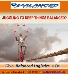 Still Juggling? Life is a balancing act!