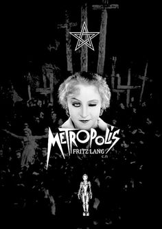 X Image Size Vintage Poster Reproduction Metropolis Poster, Metropolis Fritz Lang, Metropolis 1927, Tv Movie, Sci Fi Movies, Silent Film Stars, Movie Stars, Chef D Oeuvre, Alternative Movie Posters