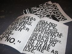 Image result for zine examples