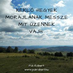 www.polirobert.hu - ...a világ és az Én...