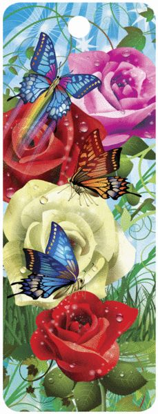 Rosas y mariposas Butterfly Gif, Butterfly Kisses, Beautiful Gif, Beautiful Roses, Animation, Roses Gif, Graffiti Kunst, 3d Rose, Glitter Graphics