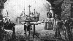 Inquisition Torture Women | inquisition tortures torture by rope inquisition tortures torture by ...