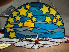 Train Of Thought, Stained Glass Christmas, Stained Glass Panels, Stained Glass Projects, So Little Time, Glass Art, Mosaic, Arts And Crafts, Walkways