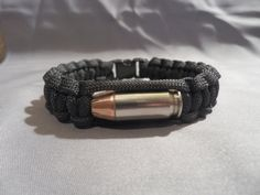 Theammocan Paracord Bullet Bracelets And Accessories On Etsy Cobra Weave