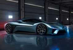 Formula E race team NextEV has launched a new brand – NIO – and with it, an all-new, road-ready, record-breaking electric supercar – the EP9.