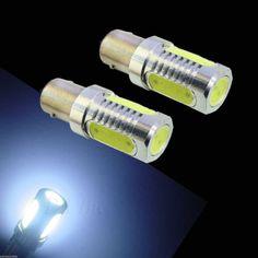 2x-1157-Bay15d-7-5-WATT-High-Power-LED-Voiture-Ampoule-Licht-BLANC #Highpowerled #Ampoulelight