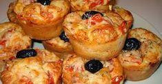 Chef Royale: Muffin salé façon pizza !