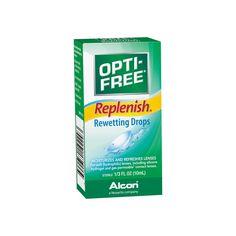 Replenish Rewetting Drops - 10 mL