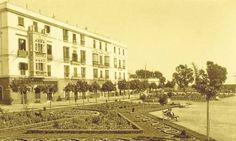 La plaza de España cumple cien años