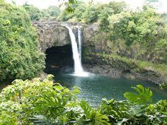 Lugares Bonitos Hawaiano