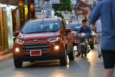 The Ford EcoSport on location #EcoSportDrive - Follow the link to read my review http://jennievickers.wordpress.com/2014/03/25/ford-ecosport-review/ #EcoSport #EcoSportDrive #Ford #JennieVickers #Zeopard #CX #CustomerExperience