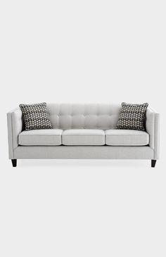 Elka canap composable en tissu design du milieu du for Sofa bed brault et martineau