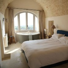 Located in the heart of Puglia's olive groves is the beautiful Puglia Petrarolo, dating back to 1689. Set in 15 hectares Puglia Petrarolo has been dramatically transformed in to a light and airy retreat that builds on the historical blending with contemporary style for the most discerning tastes.