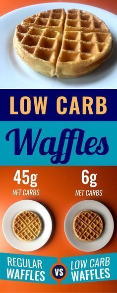 These low carb waffles that I've been making are just the best. (I know that every food blogger says that, but you've got to take my word for it on this one.) This recipe is Low Carb, Keto, Paleo, Atkins, THM, LCHF, Banting, Sugar Free and Gluten Free.