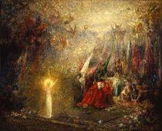 Pinckney Marcius-Simons (1867-1909), Parsifal - 1904