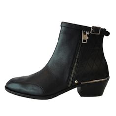 Chloe Quilted New Suzanna Boot.