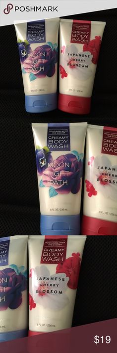 BBW Creamy Body Wash New never been used smells amazing!!!!!!! bbw Accessories