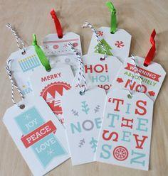 Verschillende printables voor kerstnaam plaatjes