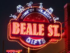 Memphis~home of the Blues