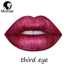 New LIME Matte Lipsticks Metallic Cream 10 Colors MIRAGE BEETLE Waterproof Long Lasting Liquid Lipstick Matte Lips Makeup