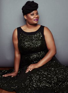 """We love when celebrities love food! Check out our interview with actress Adrienne C. Moore (she plays """"Black Cindy"""" in the hit Netflix show """"Orange is the New Black""""), and get excited for Season 5 of the show, which drops June Latest Stories, Shows On Netflix, Orange Is The New Black, Plays, Photo Shoot, Interview, June, Actresses, Formal Dresses"""