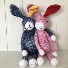 Hare, Snowman, Dinosaur Stuffed Animal, Toys, Disney Characters, Animals, Amigurumi, Activity Toys, Animales