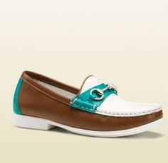 Gucci Kids' SS 2014 Collection: Leather Horsebit Loafer