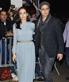 Angelina Jolie opens up about the awkward parts of working with her husband, Brad Pitt