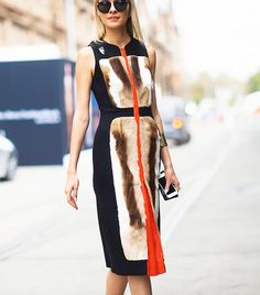 15 Summery Street Style Looks You HAVE To See Now via @WhoWhatWear