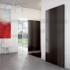MAGIC 1800 Concealed Sliding System For Barn Wood Door