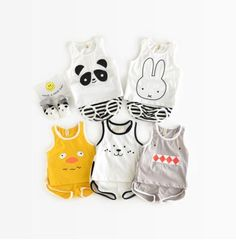 Cute Baby Animal Face Set/ Cute Baby Animal Face Set/ Baby Clothing/ Baby fashion/ Baby Animal Print/ Modern Baby clothes/ 0-12 Months Baby Clothing/ 0-24 months Baby outfits/ Baby Shower Ideas/ New baby arrival/ Baby Gifts/ Baby Presents/ Panda Theme Baby clothing/ Baby Sleeveless Tank top & Shorts/ Summer Baby outfit/ Summer Baby Clothes/ Baby Panda Shorts/ Baby Panda T shirt, Baby Panda Party Theme/ Baby Shower Bunny Theme/ Baby Party Duck Theme/ Baby Shark Theme/ Baby Party Theme Ideas