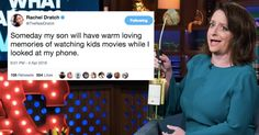 Rachel Dratch's Parenting Tweets Are Hilarious | HuffPost